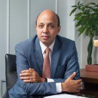 عمرو سلطان الرئيس التنفيذى لشركة لاند مارك صبور