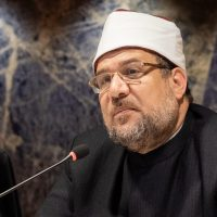 وزير الاوقاف محمد مختار جمعة
