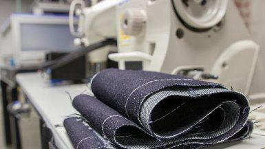 صناعة الملابس ؛ الأقمشة