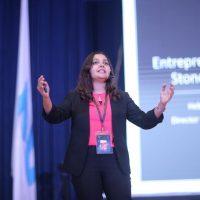 هبة لبيب المدير التنفيذي لمبادرة رواد النيل