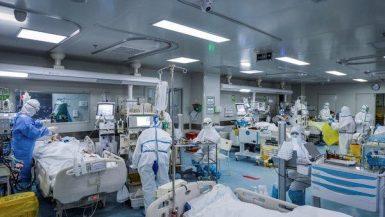 المستشفيات ؛ فيروس كورونا