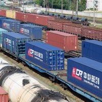 قطارات الشحن بين الصين و أوروبا