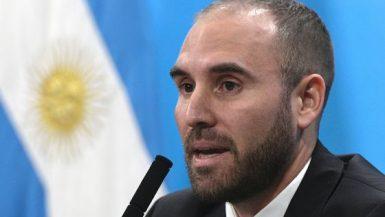 وزير الاقتصاد الأرجنتيني مارتن جوزمان