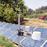 استخدام الطاقة الشمسية فى الزراعة