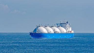 الشحنات المصرية من الغاز المسال
