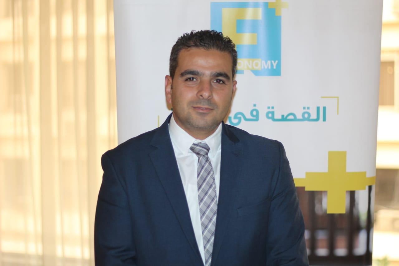 محمد حسن العضو المنتدب لشركة ميداف لإدارة الأصول