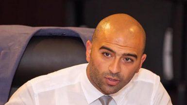 مروان الشاذلى ؛ بان مارين للخدمات اللوجستية