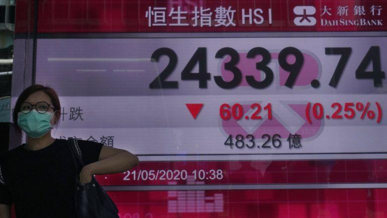 تراجع الأسهم الآسيوية