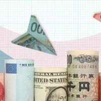 الاستثمار المباشر ؛ الاقتصاد العالمى ؛ العملات