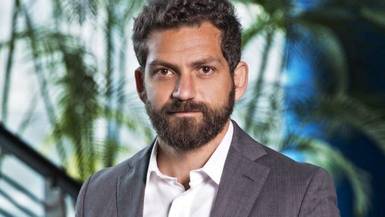 عمر عبدالعزيز الرئيس التنفيذى لشركة راية فودز