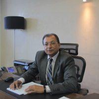 كريم سوس رئيس قطاع التجزئة المصرفية بالبنك الأهلى المصرى