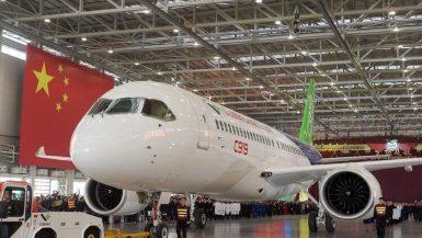 صناعة الطيران الصينية ؛ الطيران فى الصين