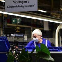 الإنتاج الصناعى فى منطقة اليورو ؛ الاتحاد الأوروبى ؛ الصناعة الأوروبية ؛ أوروبا