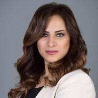 رانيا يعقوب ؛ رئيس شركة ثرى واى للسمسرة