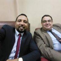 محسن عادل و محمود شعراوى