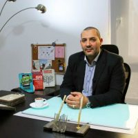 أحمد صبرى، مستشار التسويق الإلكتروني والتحول الرقمي بغرفة شركات وكالات السفر والسياحة