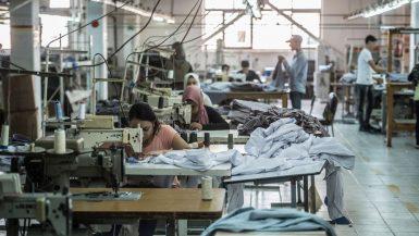 الصناعة ؛ الملابس الجاهزة ؛ المشروعات الصغيرة