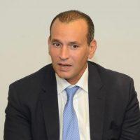 محمد محلب رئيس شركة رواد الهندسة الحديثة وعضو جمعية رجال الأعمال المصريين