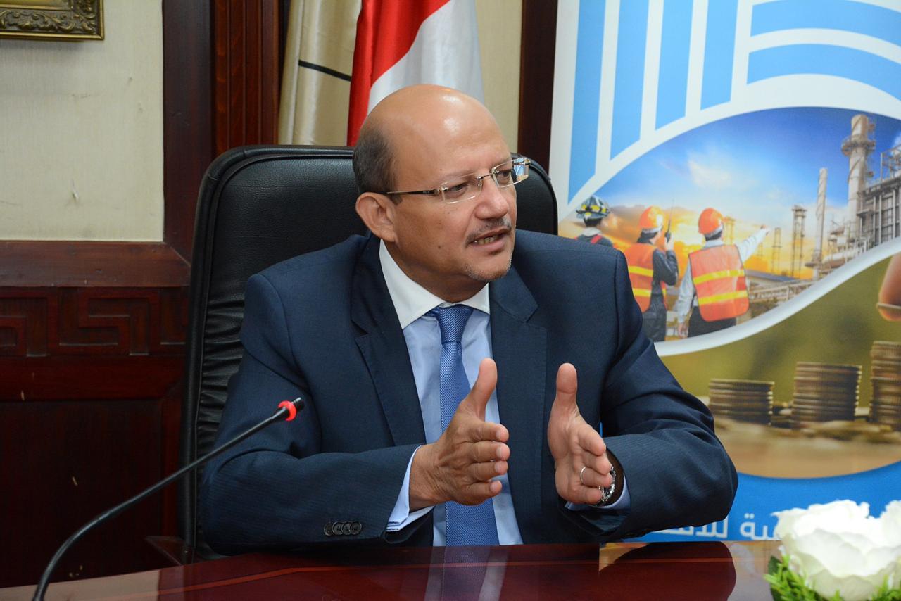 حسين الرفاعى ؛ بنك قناة السويس