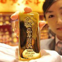 الذهب في الصين