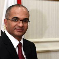 سيد إسماعيل نائب وزير الإسكان والمرافق والمجتمعات العمرانية للبنية الأساسية