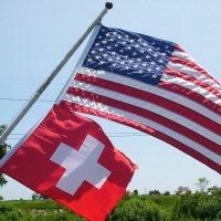 سويسرا ؛ الولايات المتحدة الأمريكية