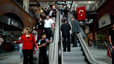 تركيا ؛ المستهلكين الأتراك