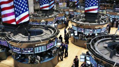 وول ستريت ؛ المؤشرات الأمريكية ؛ الأسهم الأمريكية ؛ الولايات المتحدة الأمريكية ؛ أمريكا