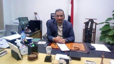 محمد أنور هلال نائب رئيس هيئة المجتمعات العمرانية للشئون التجارية والعقارية