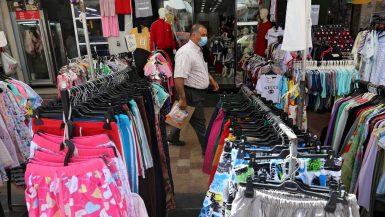 الملابس الجاهزة ؛ فيروس كورونا
