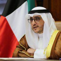 وزير خارجية الكويت أحمد ناصر المحمد الصباح