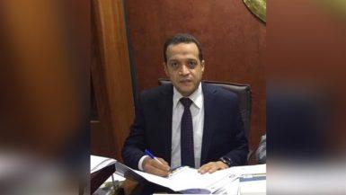 خالد ابو الوفا رئيس الغرفة التجارية بسوهاج