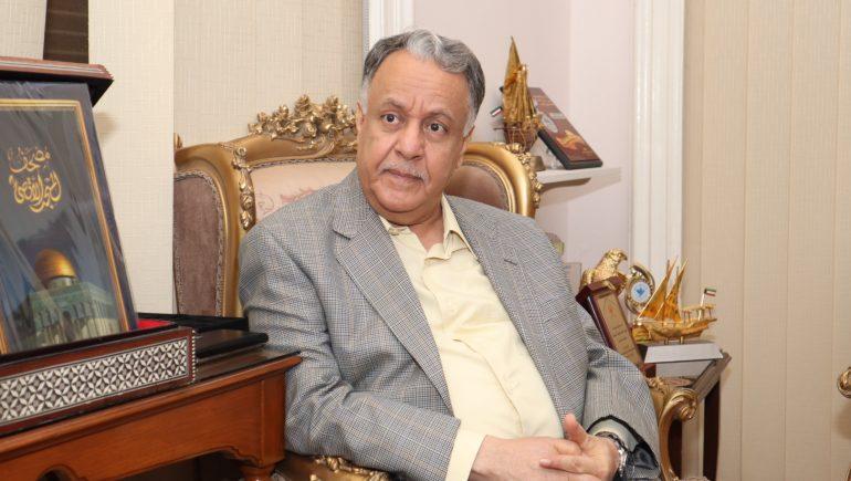السفير محمد الربيع الأمين العام لمجلس الوحدة الاقتصادية العربية