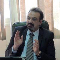 حسام عبد الغفار المتحدث باسم وزارة التعليم العالى