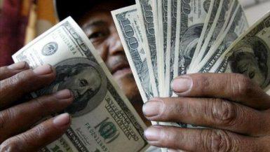 تحويلات المهاجرين المكسيكيين ؛ الدولار