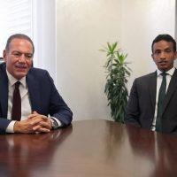 إدارة بورتو جروب الجديدة ؛ جمال فتح الله ؛ أيمن بن خليفة