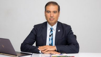 محمد الدغيدى رئيس مجلس إدارة شركة ريماكس المهاجر للتسويق العقارى