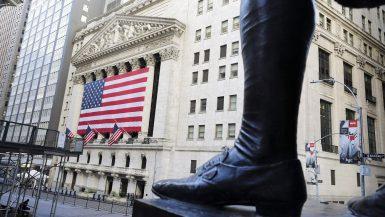 الشركات الأمريكية ؛ وول ستريت ؛ الولايات المتحدة الأمريكية ؛ الاقتصاد الأمريكى