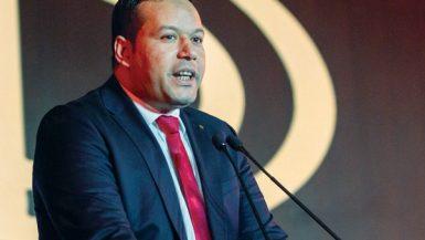 حازم الشريف رئيس مجلس إدارة شركة إيدج القابضة