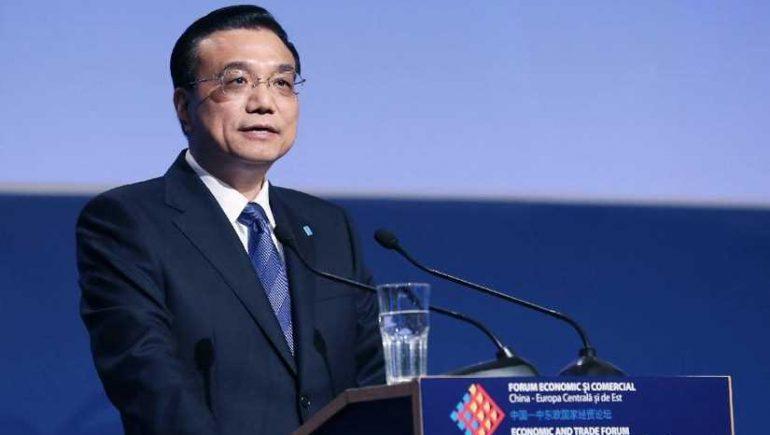 رئيس مجلس الدولة الصيني لي كه تشيانغ