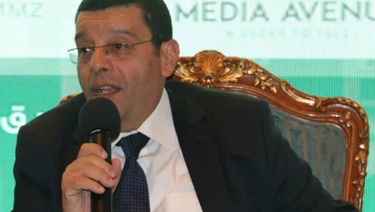 عمرو لمعى رئيس جمعية مصدري ومستثمري أدوات التمويل