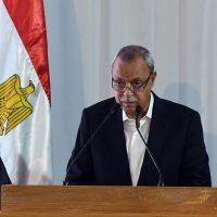 محافظ القليوبية عبدالحميد الهجان