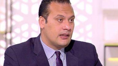 محمد القرش المتحدث باسم وزارة الزراعة واستصلاح الأراضي