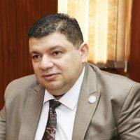 الدكتور أمجد الوكيل رئيس هيئة المحطات النووية