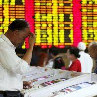 مؤشرات الأسهم الصينية