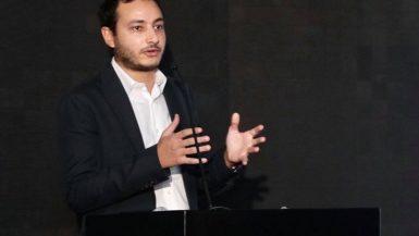 أنسى نجيب ساويرس رئيس مجلس إدارة شركة زد للاستثمار الرياضى