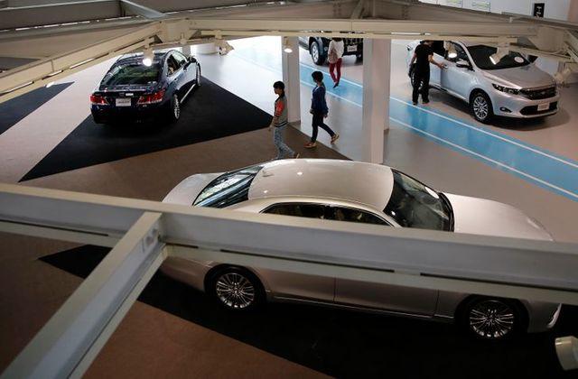 مبيعات السيارات المحلية فى اليابان