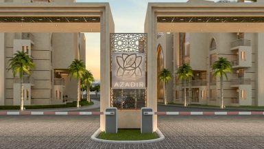 الشرقيون للتنمية العمرانية ؛ مشروع أزادير