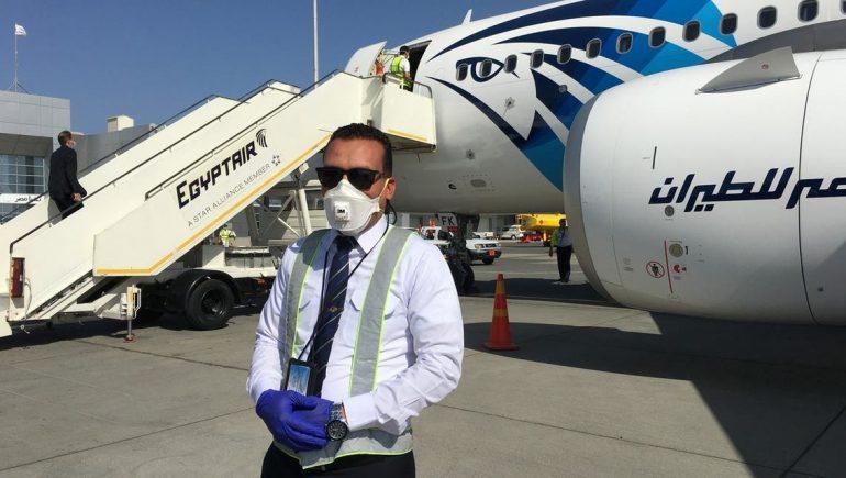 مصر للطيران ؛ الطيران