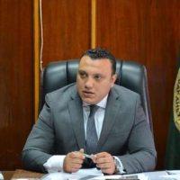 هيثم الشيخ نائب محافظ كفر الشيخ